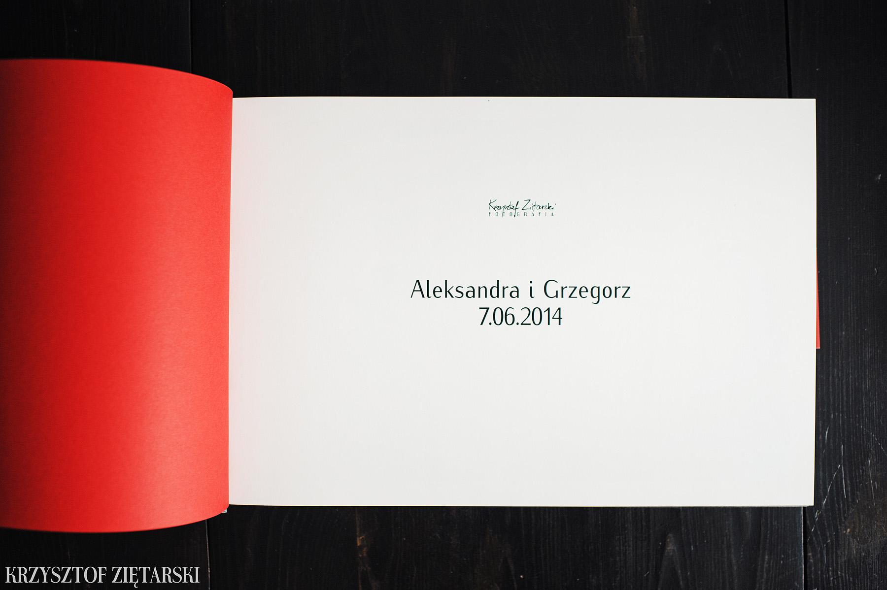 KrukBook 1+4 40x27cm + 30x20cm przykłady