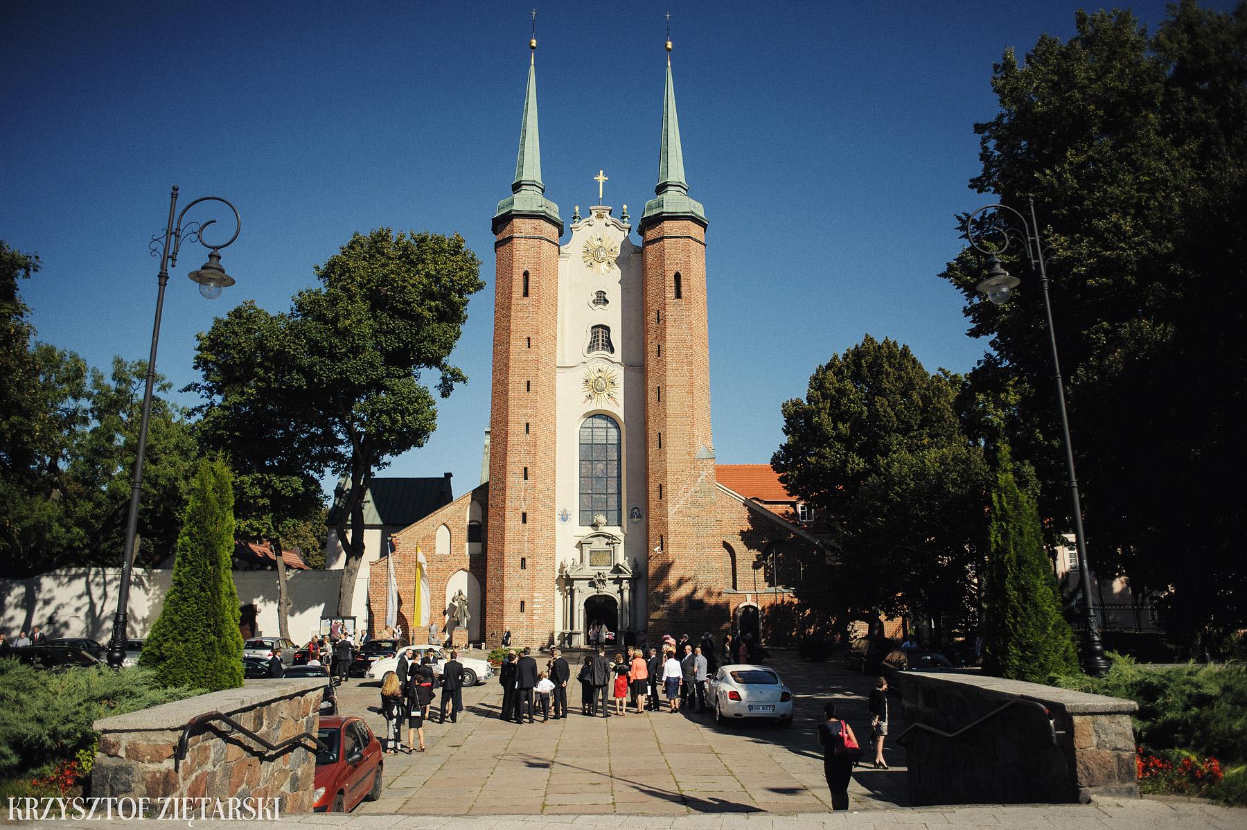 Karolina i Radek - Fotografia ślubna Gdańsk, Wesele Sheraton Sopot - 12.