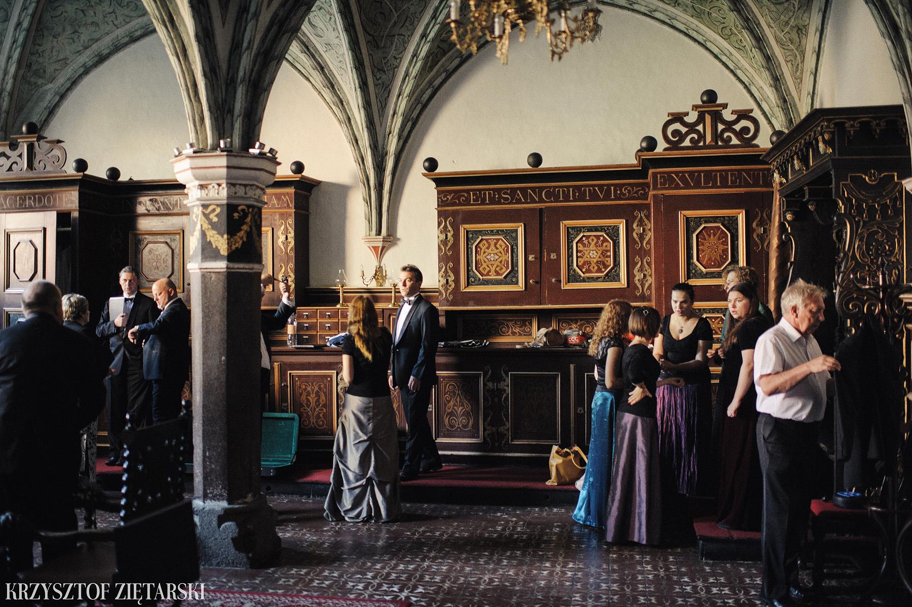 Karolina i Radek - Fotografia ślubna Gdańsk, Wesele Sheraton Sopot - 13.