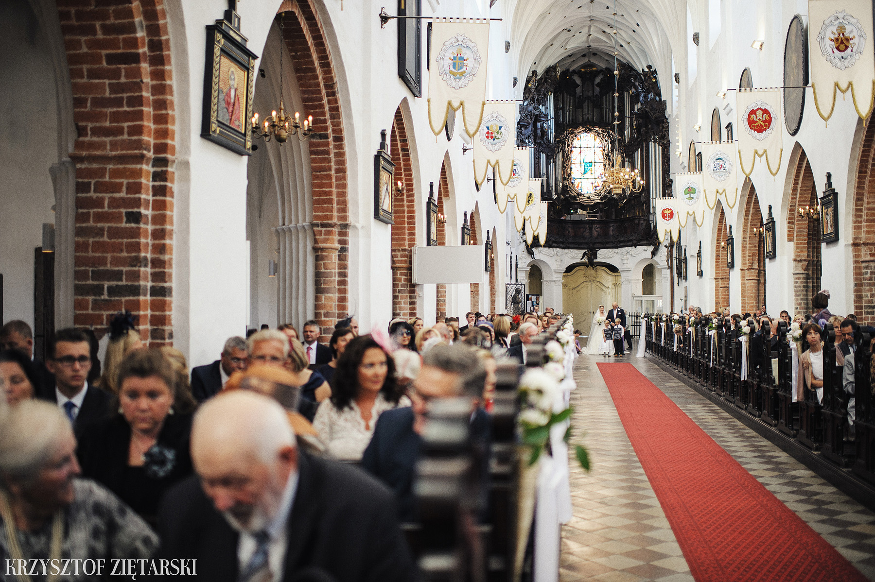 Karolina i Radek - Fotografia ślubna Gdańsk, Wesele Sheraton Sopot - 15.
