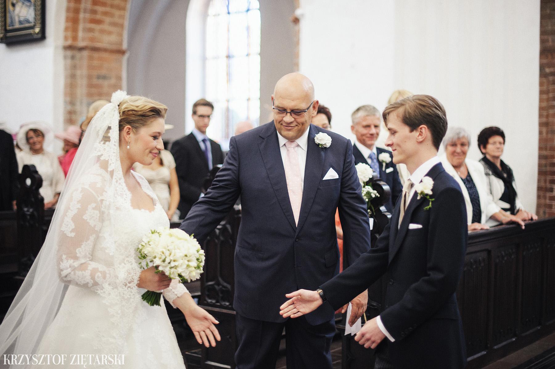 Karolina i Radek - Fotografia ślubna Gdańsk, Wesele Sheraton Sopot - 18.
