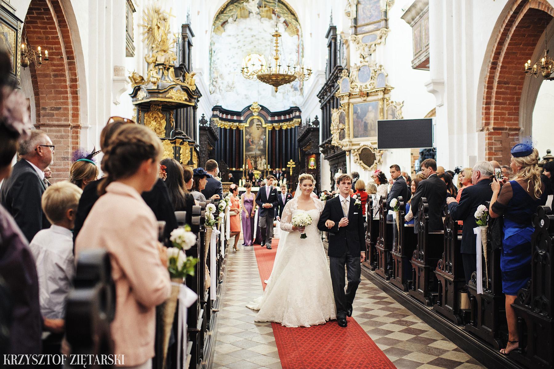 Karolina i Radek - Fotografia ślubna Gdańsk, Wesele Sheraton Sopot - 28.