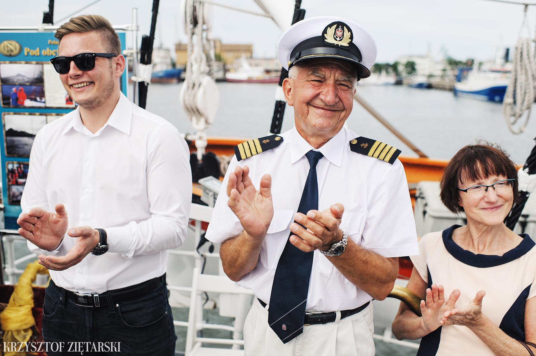 Gosia i Gabriele - Fotografia ślubna Gdynia - Dar Pomorza, Gościniec dla Przyjaciół Wyczechowo, Sea Towers - 23.