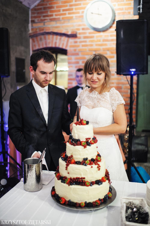 Justyna i Konrad - Fotografia ślubna Gdańsk, Kościół św.Ignacego Stare Szkoty, Restauracja Tabun Otomin - 75.