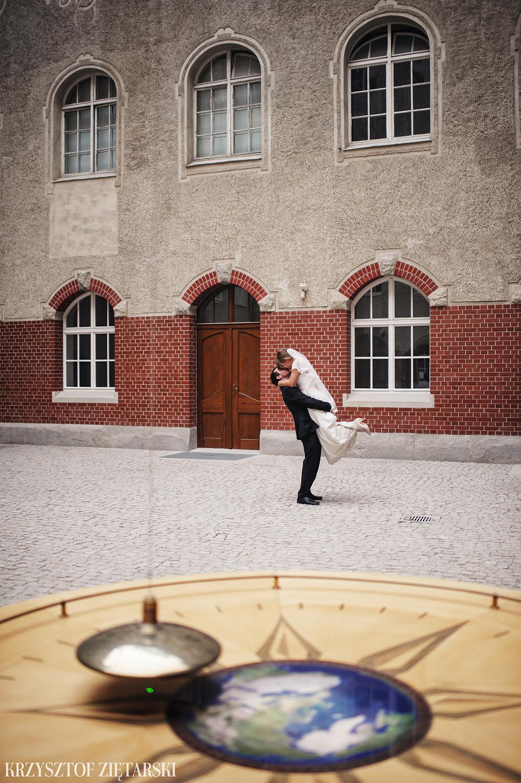 Justyna i Konrad - Fotografia ślubna Gdańsk, Kościół św.Ignacego Stare Szkoty, Restauracja Tabun Otomin - 80.