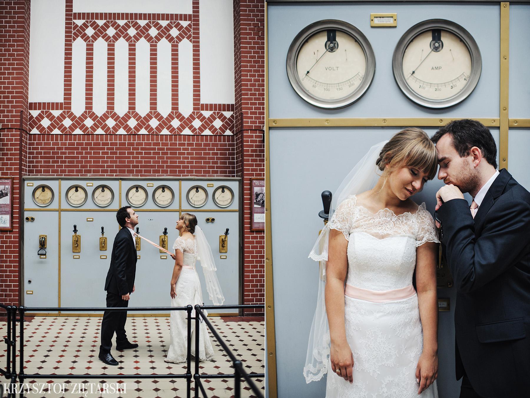 Justyna i Konrad - Fotografia ślubna Gdańsk, Kościół św.Ignacego Stare Szkoty, Restauracja Tabun Otomin - 90.