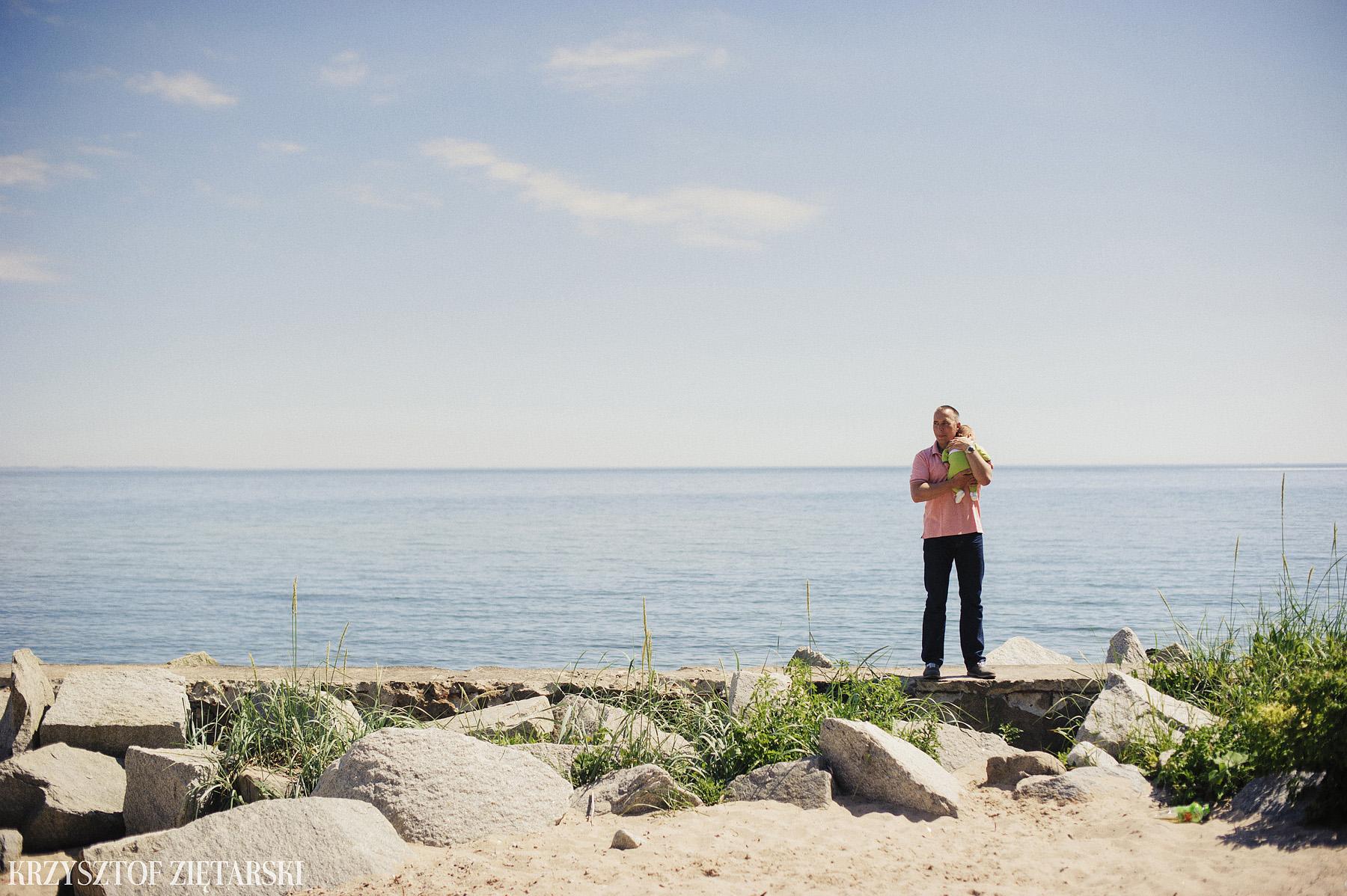 Ania, Karol i Oskarek - Fotografia rodzinna Gdynia - rodzinna sesja fotograficzna w prezencie - 17.