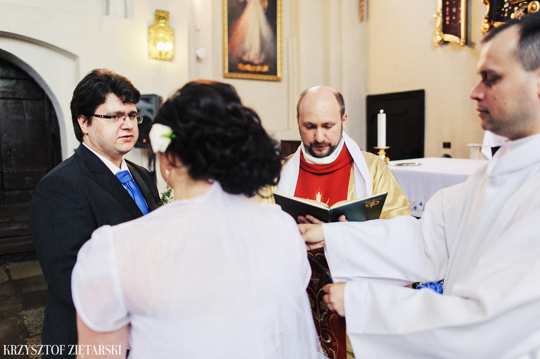 Kamila i Olaf - Fotografia ślubna Gdańsk, kaplica św.Anny, wesele Elipsa Stężyca - 13.