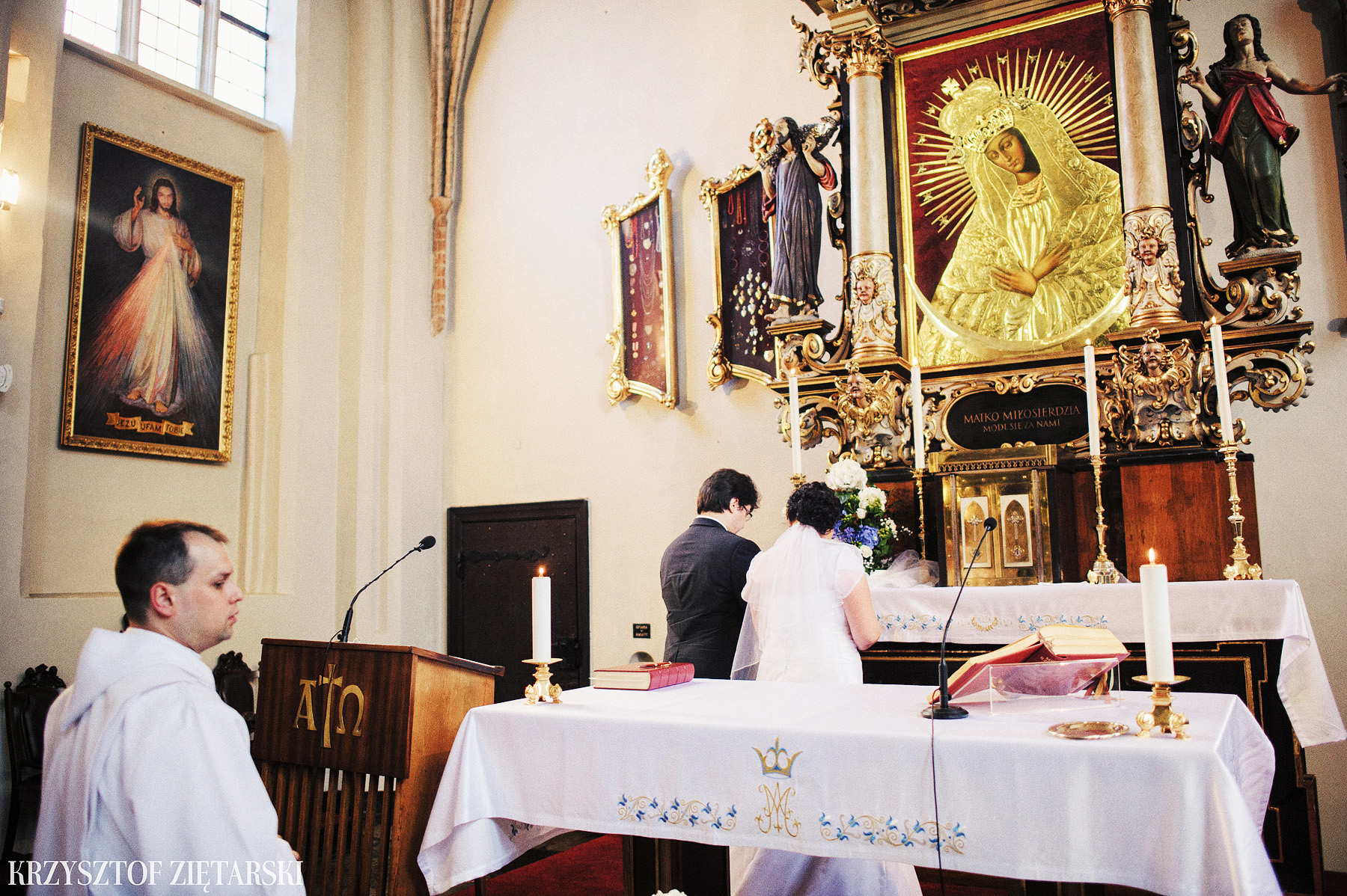 Kamila i Olaf - Fotografia ślubna Gdańsk, kaplica św.Anny, wesele Elipsa Stężyca - 20.