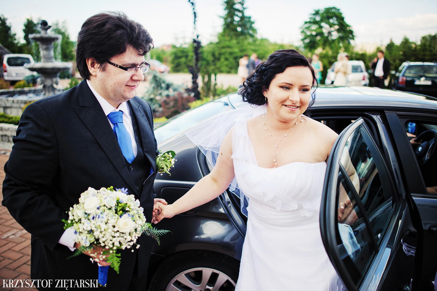 Kamila i Olaf - Fotografia ślubna Gdańsk, kaplica św.Anny, wesele Elipsa Stężyca - 26.
