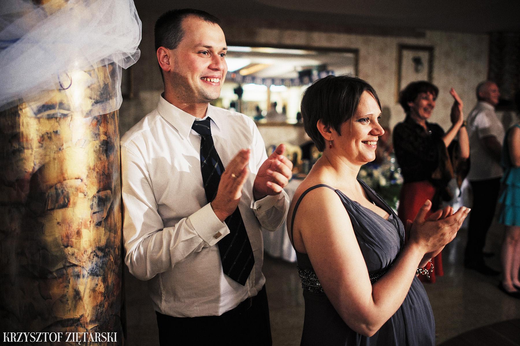 Kamila i Olaf - Fotografia ślubna Gdańsk, kaplica św.Anny, wesele Elipsa Stężyca - 61.
