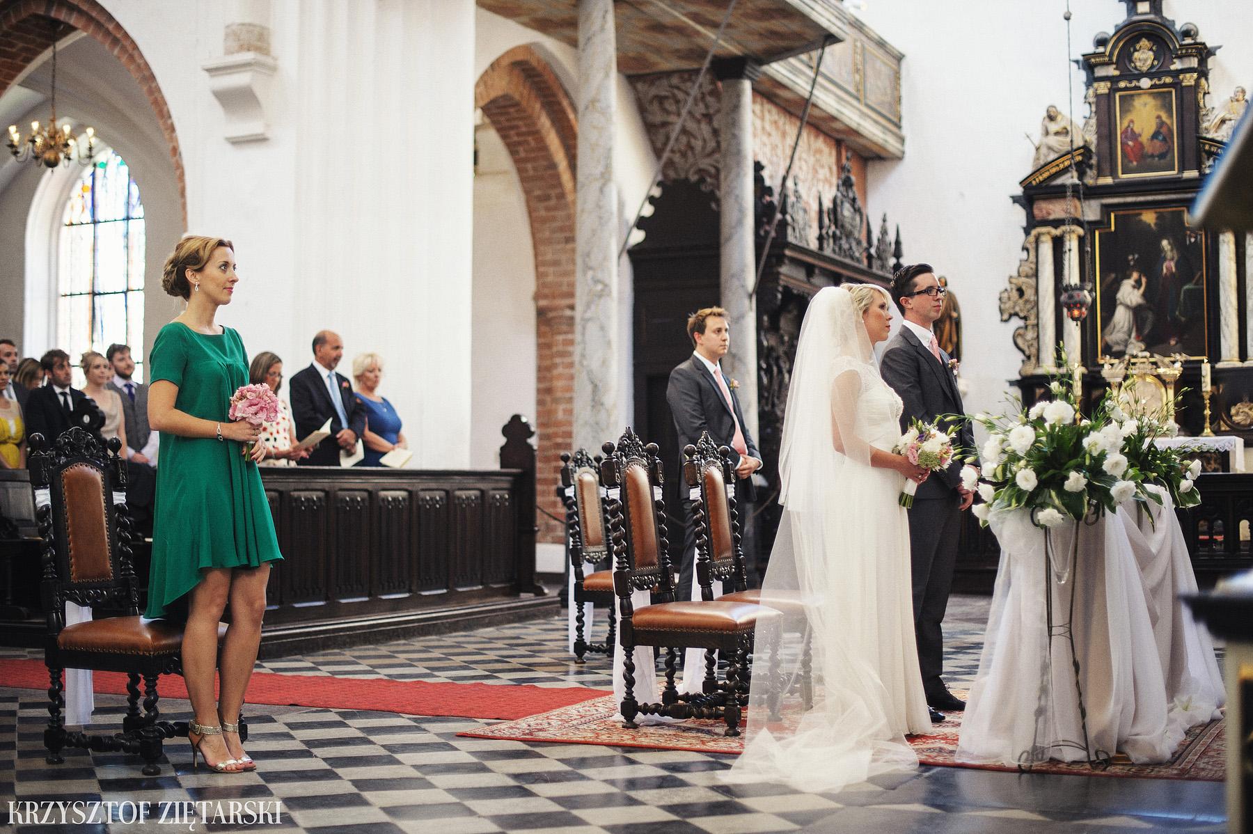 Marysia i Ollie - Fotografia ślubna Gdańsk, Katedra Oliwska, wesele Hotel Mera Sopot, plener Gdynia Orłowo - 14.