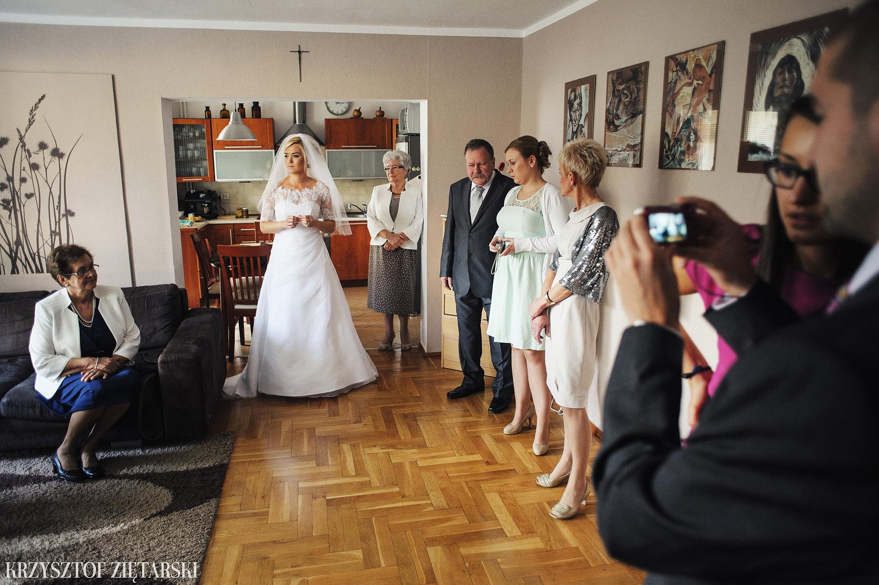 Agnieszka i Jacek - Fotografia ślubna Słupsk, kościół NSJ, wesele Gościniec Młyn Słupski, plener ślubny w Gdyni - 1.