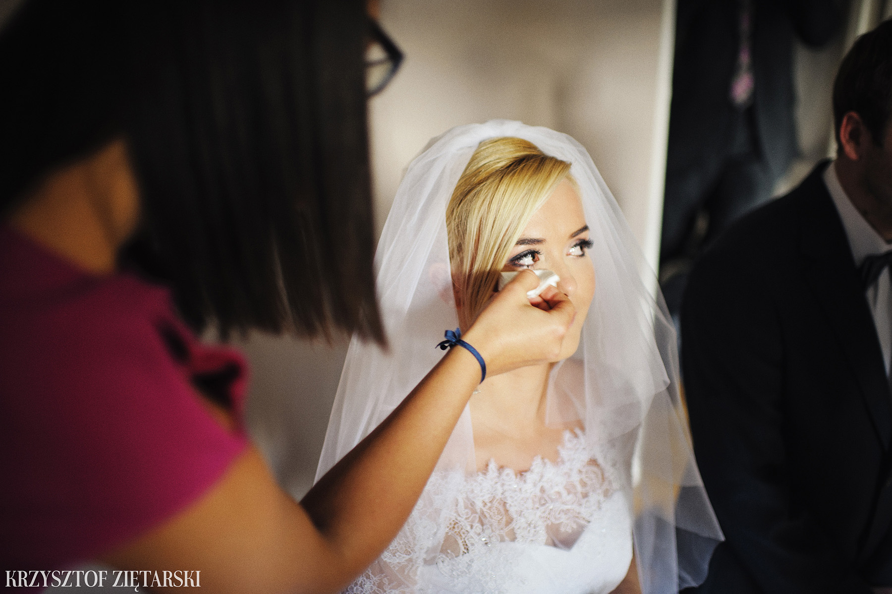 Agnieszka i Jacek - Fotografia ślubna Słupsk, kościół NSJ, wesele Gościniec Młyn Słupski, plener ślubny w Gdyni - 5.