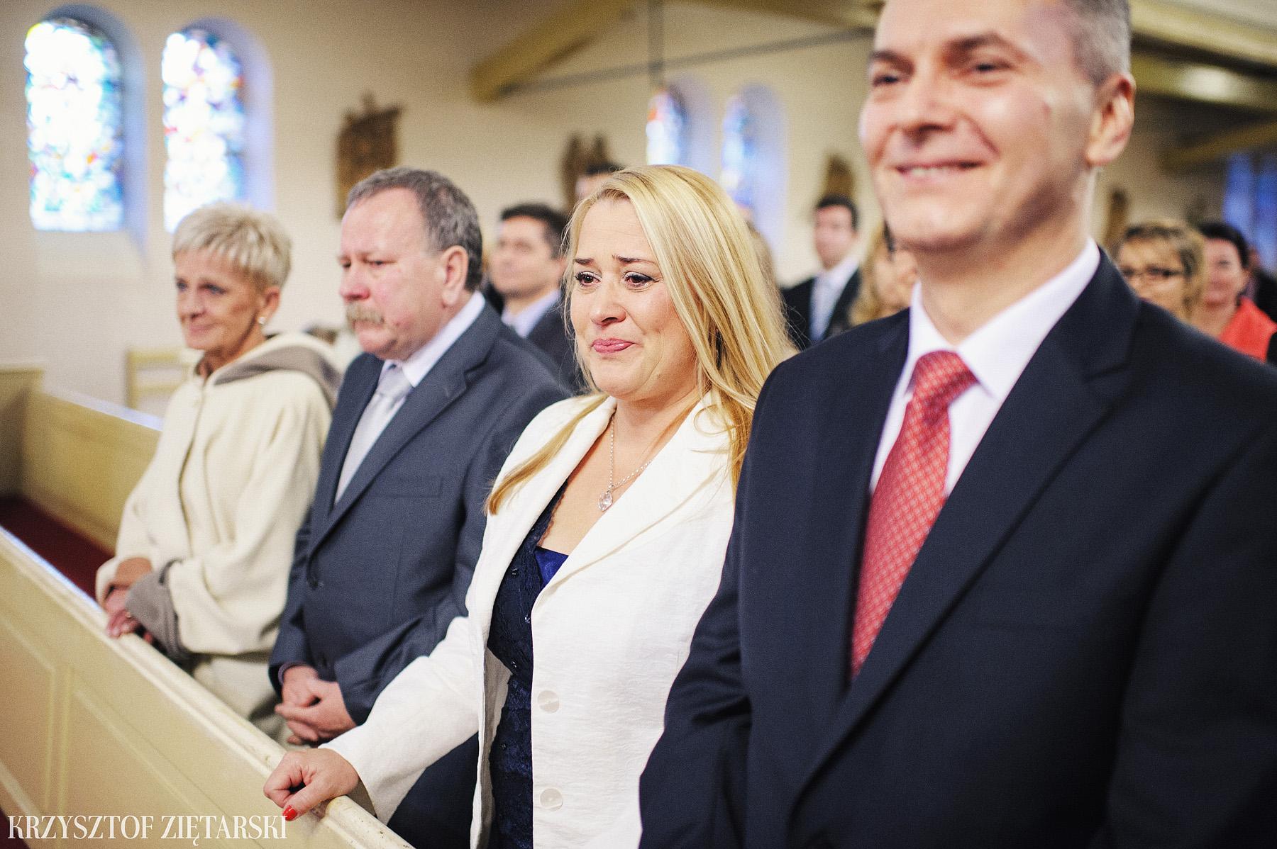 Agnieszka i Jacek - Fotografia ślubna Słupsk, kościół NSJ, wesele Gościniec Młyn Słupski, plener ślubny w Gdyni - 19.