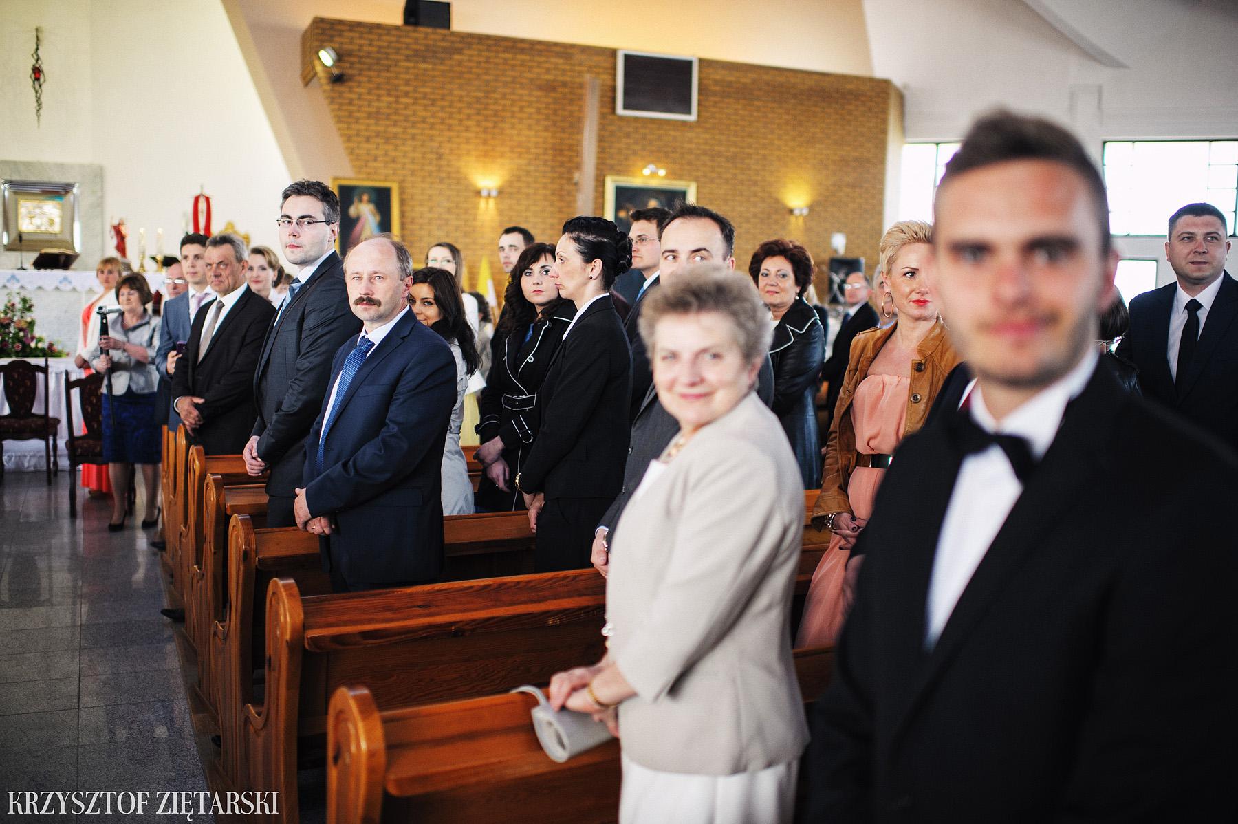 Kasia i Karol - Fotografia ślubna Gdańsk, Cedrowy Dworek - 11.