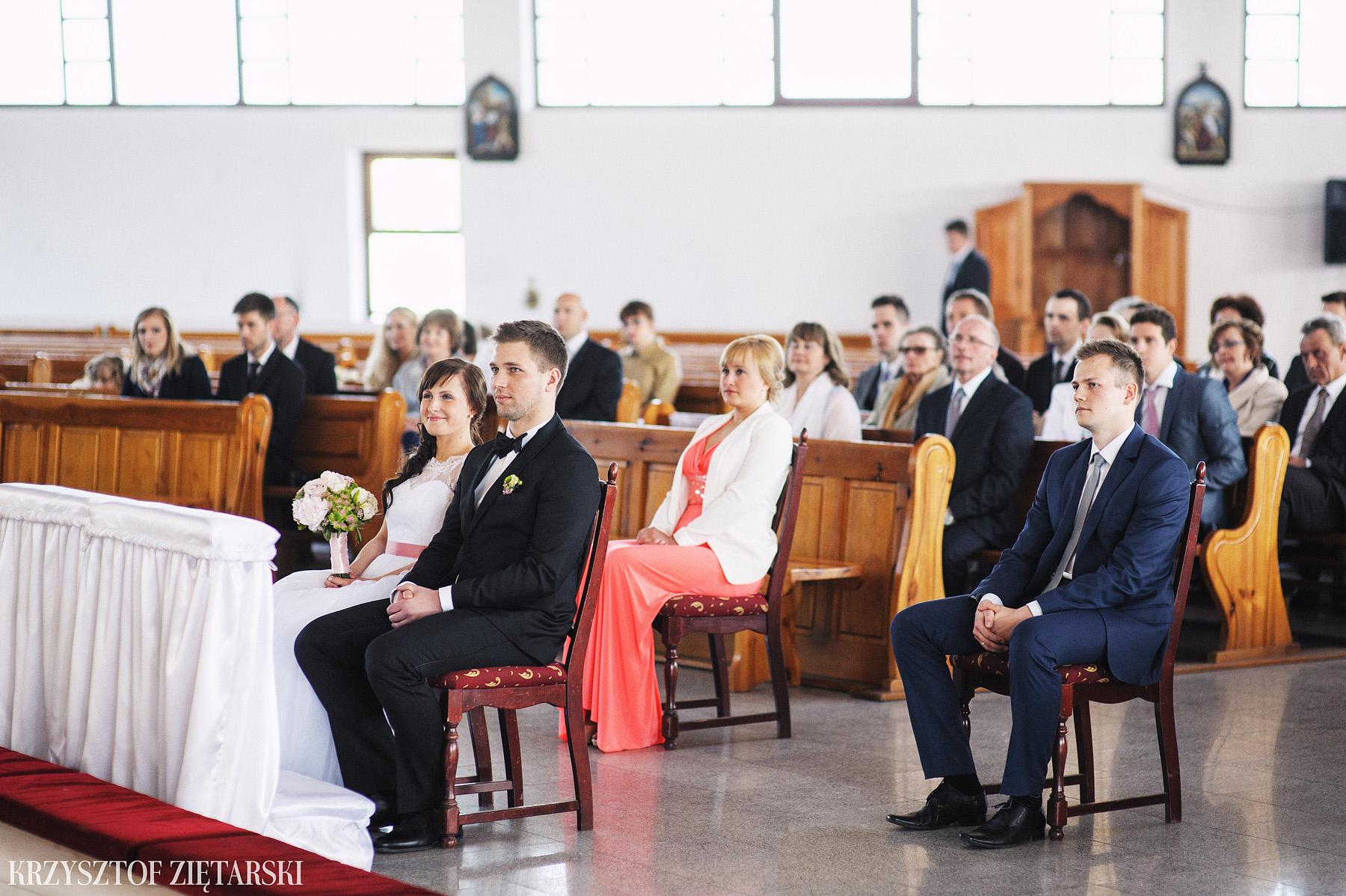 Kasia i Karol - Fotografia ślubna Gdańsk, Cedrowy Dworek - 15.
