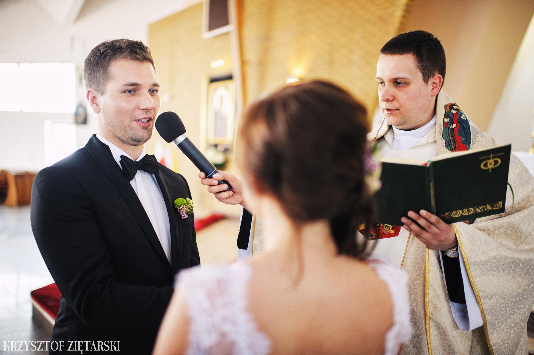 Kasia i Karol - Fotografia ślubna Gdańsk, Cedrowy Dworek - 16.