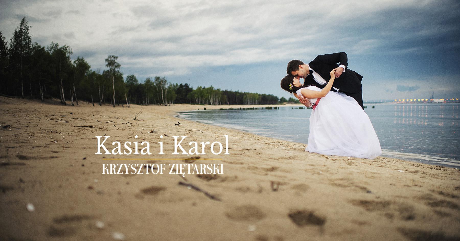 Kasia i Karol - Gdańsk, Cedrowy Dworek