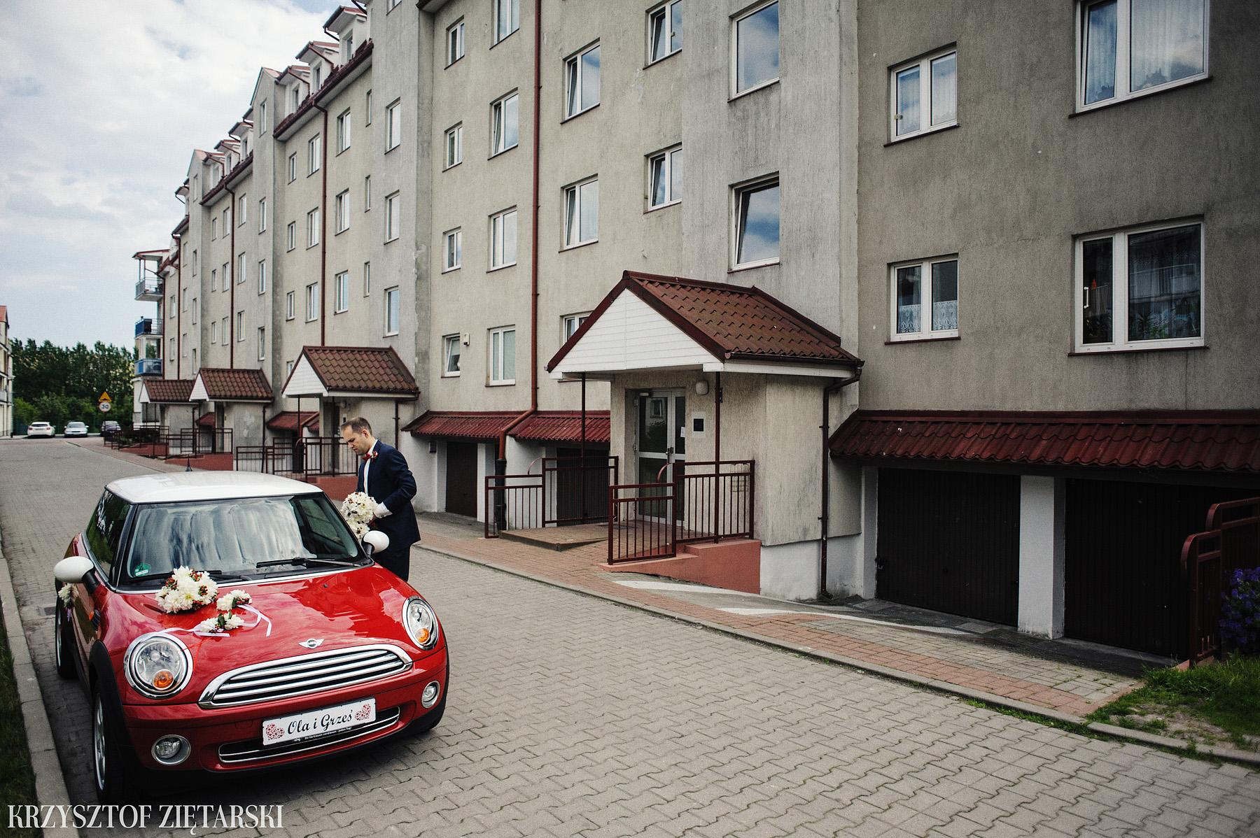 Ola i Grzegorz - Fotografia ślubna Gdynia, Kolegiata NMP, wesele restauracja COCO, plener na Darze Pomorza - 5.