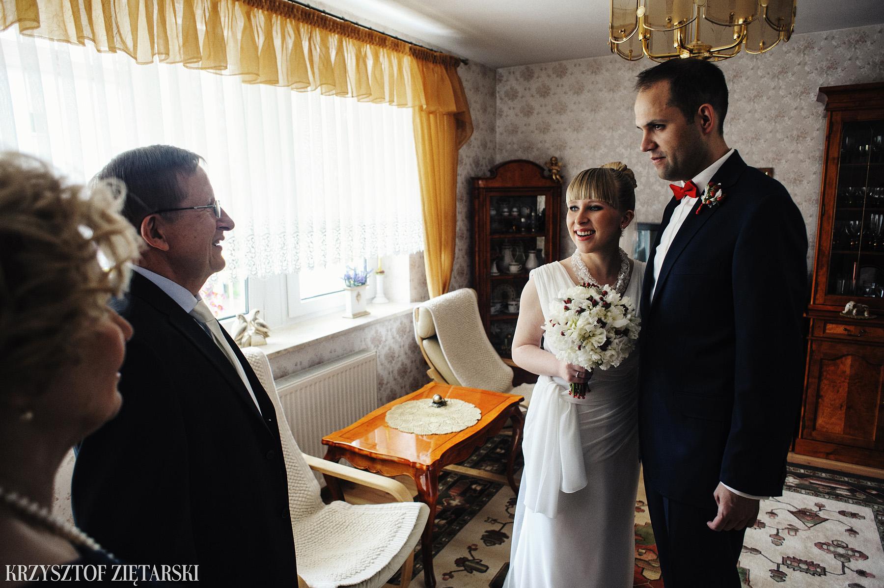 Ola i Grzegorz - Fotografia ślubna Gdynia, Kolegiata NMP, wesele restauracja COCO, plener na Darze Pomorza - 7.