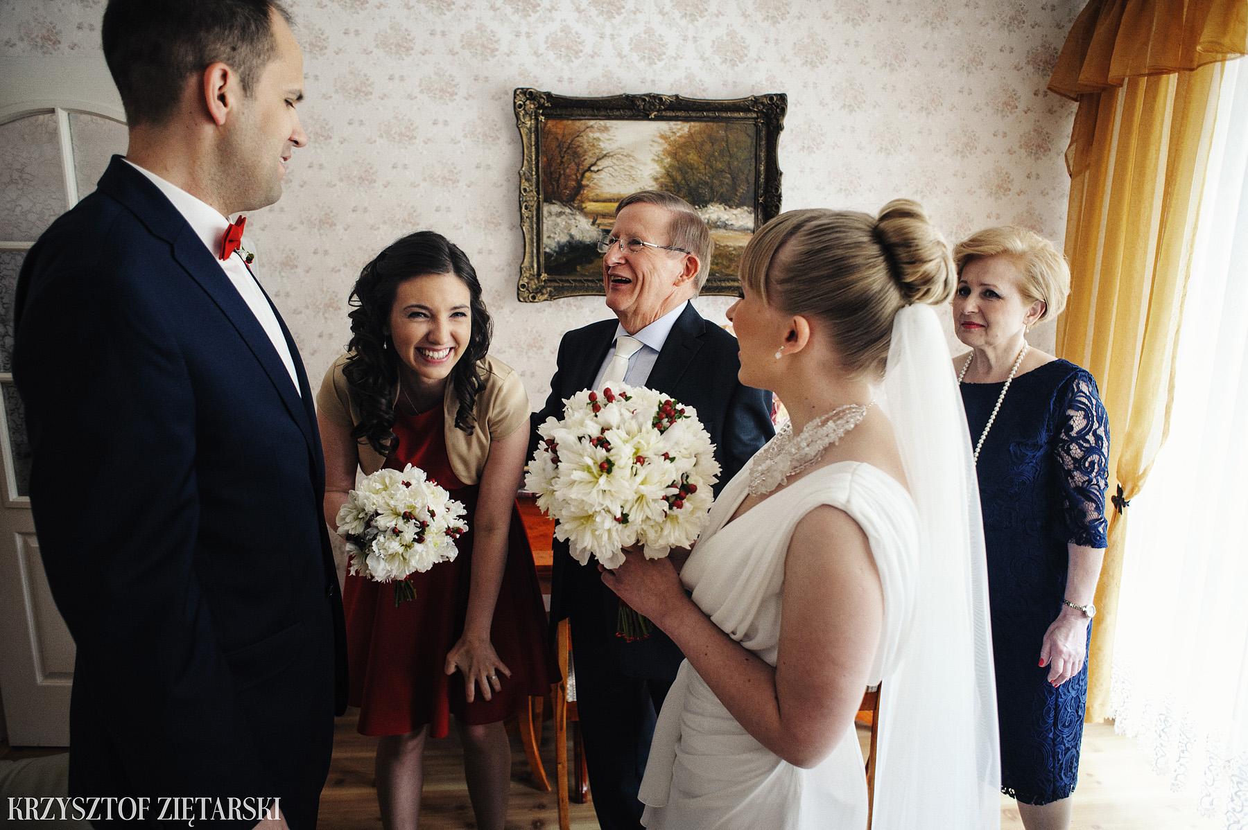 Ola i Grzegorz - Fotografia ślubna Gdynia, Kolegiata NMP, wesele restauracja COCO, plener na Darze Pomorza - 8.