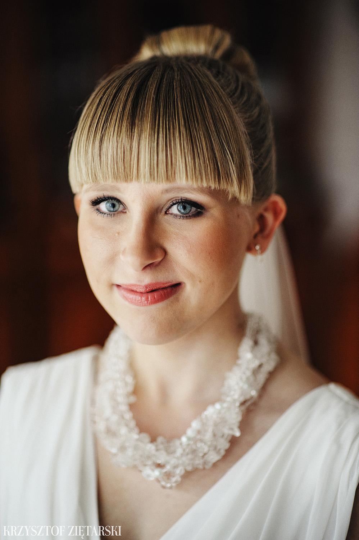Ola i Grzegorz - Fotografia ślubna Gdynia, Kolegiata NMP, wesele restauracja COCO, plener na Darze Pomorza - 9.