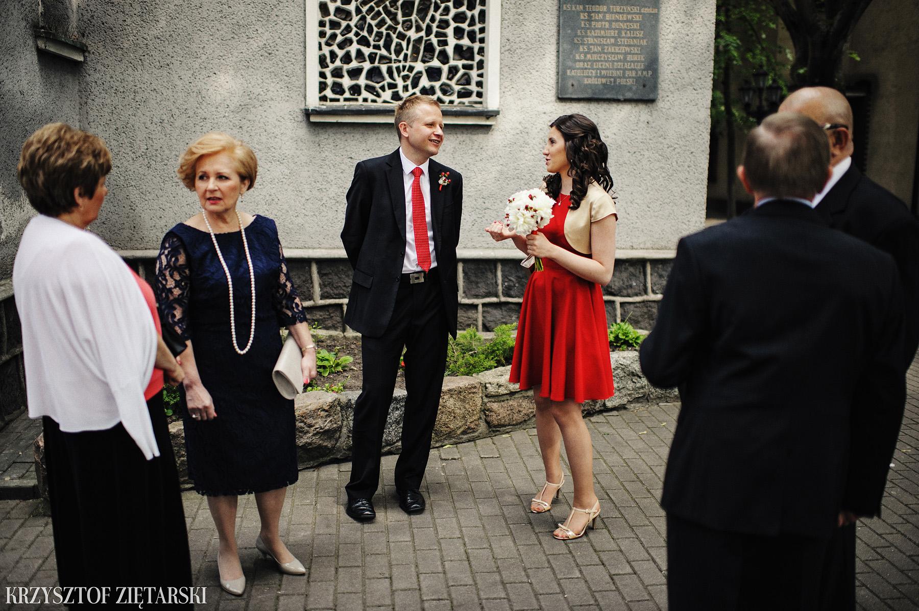 Ola i Grzegorz - Fotografia ślubna Gdynia, Kolegiata NMP, wesele restauracja COCO, plener na Darze Pomorza - 12.