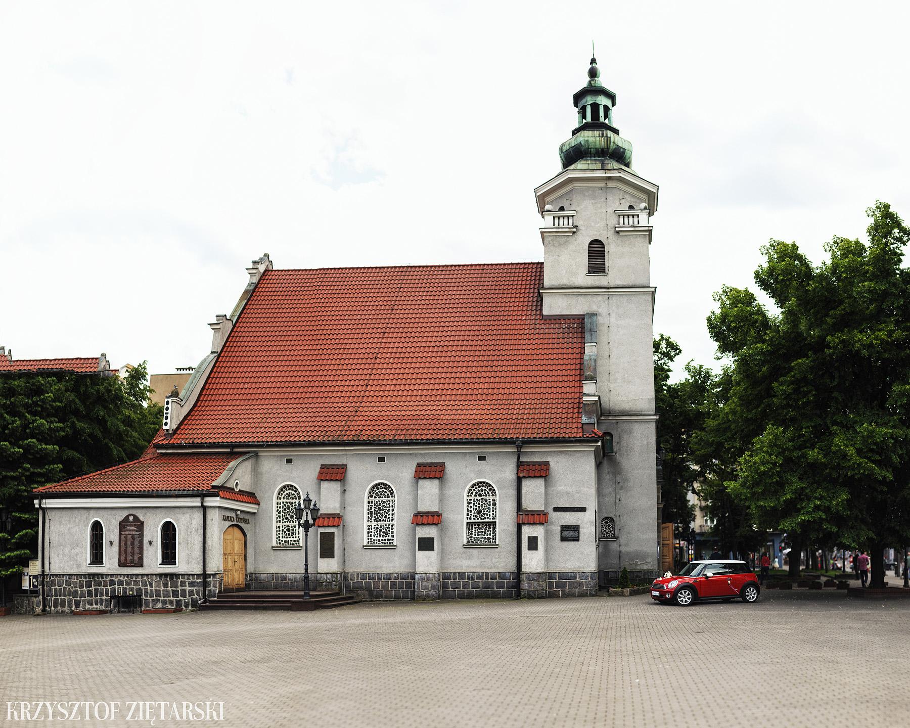 Ola i Grzegorz - Fotografia ślubna Gdynia, Kolegiata NMP, wesele restauracja COCO, plener na Darze Pomorza - 13.
