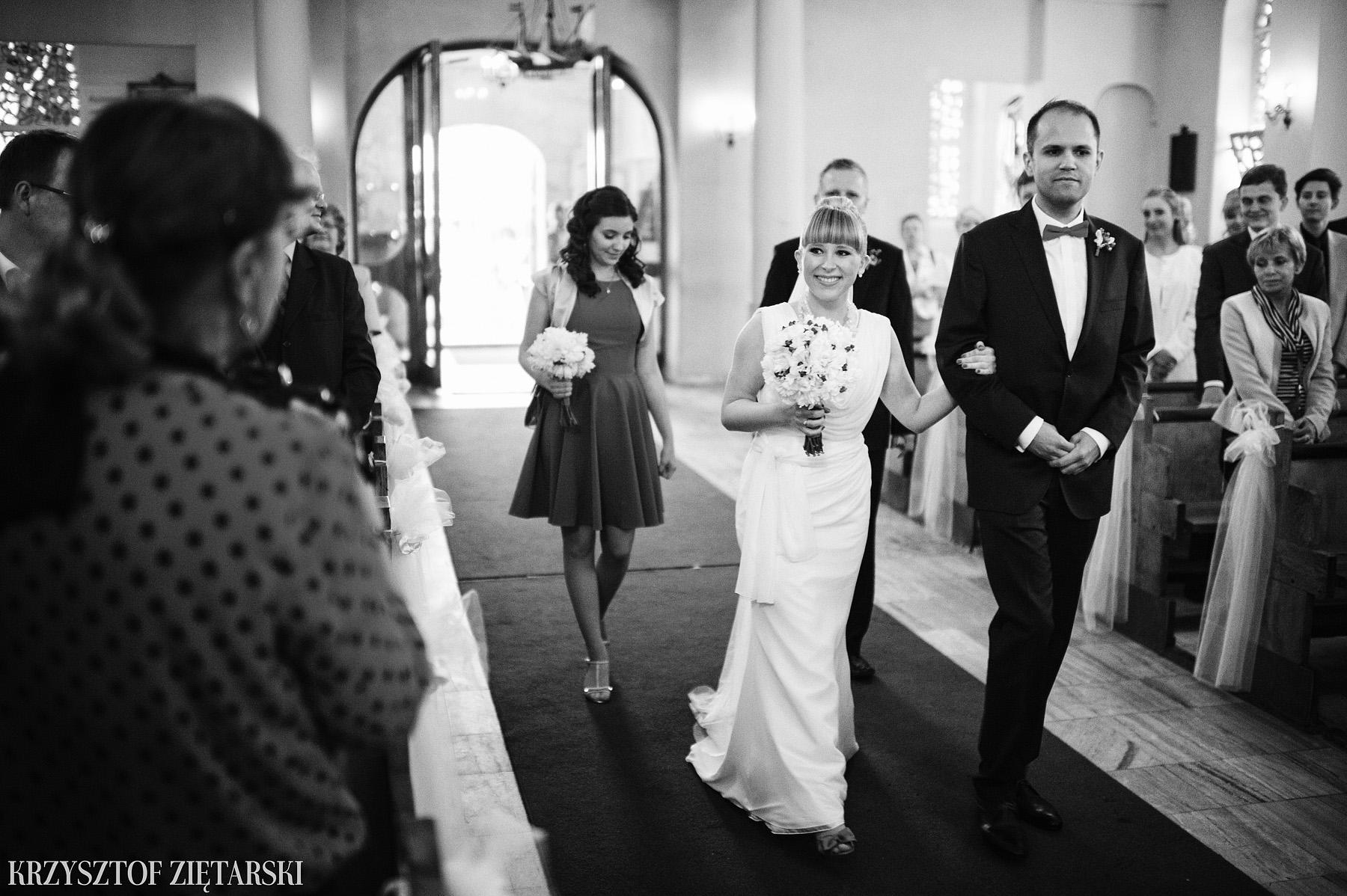 Ola i Grzegorz - Fotografia ślubna Gdynia, Kolegiata NMP, wesele restauracja COCO, plener na Darze Pomorza - 15.