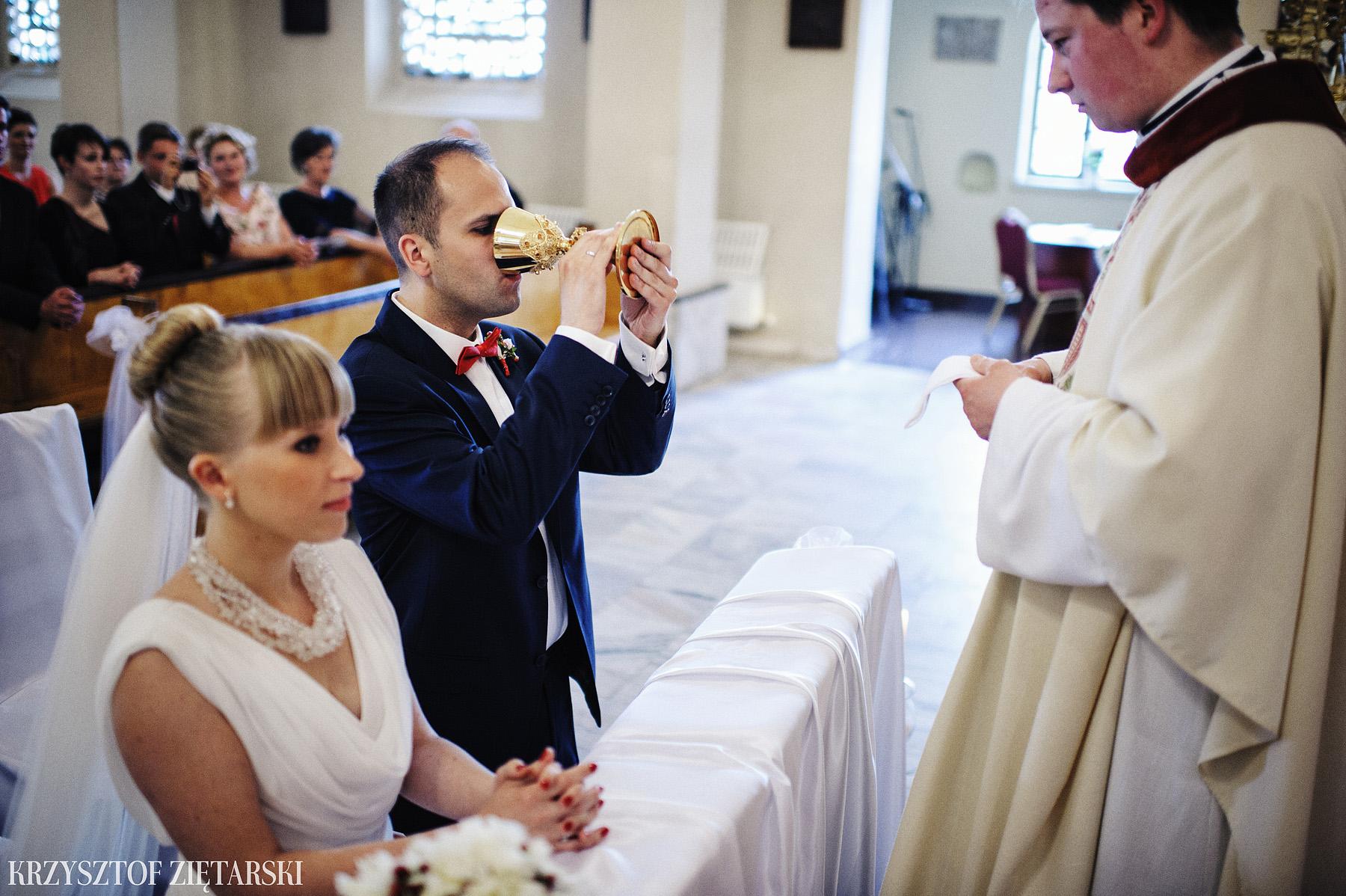 Ola i Grzegorz - Fotografia ślubna Gdynia, Kolegiata NMP, wesele restauracja COCO, plener na Darze Pomorza - 24.
