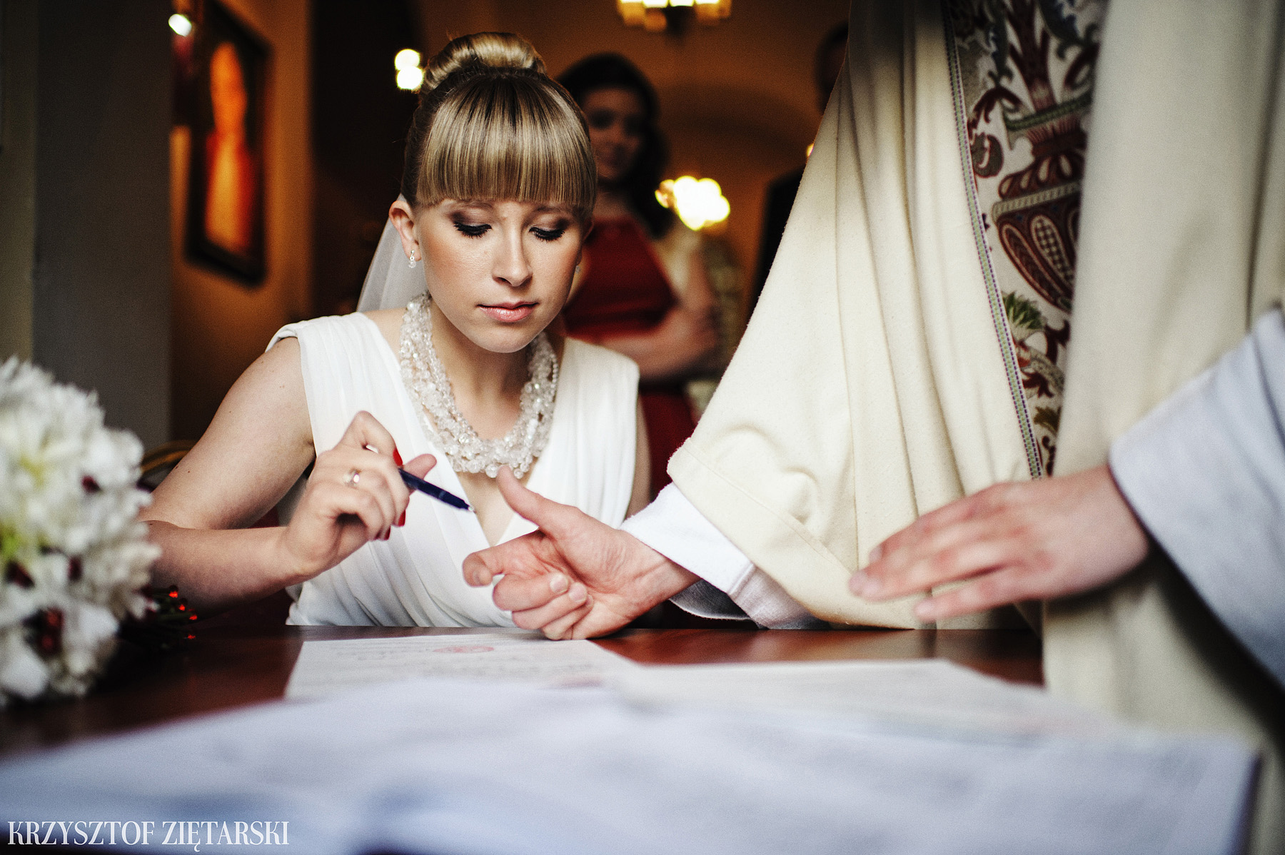 Ola i Grzegorz - Fotografia ślubna Gdynia, Kolegiata NMP, wesele restauracja COCO, plener na Darze Pomorza - 25.