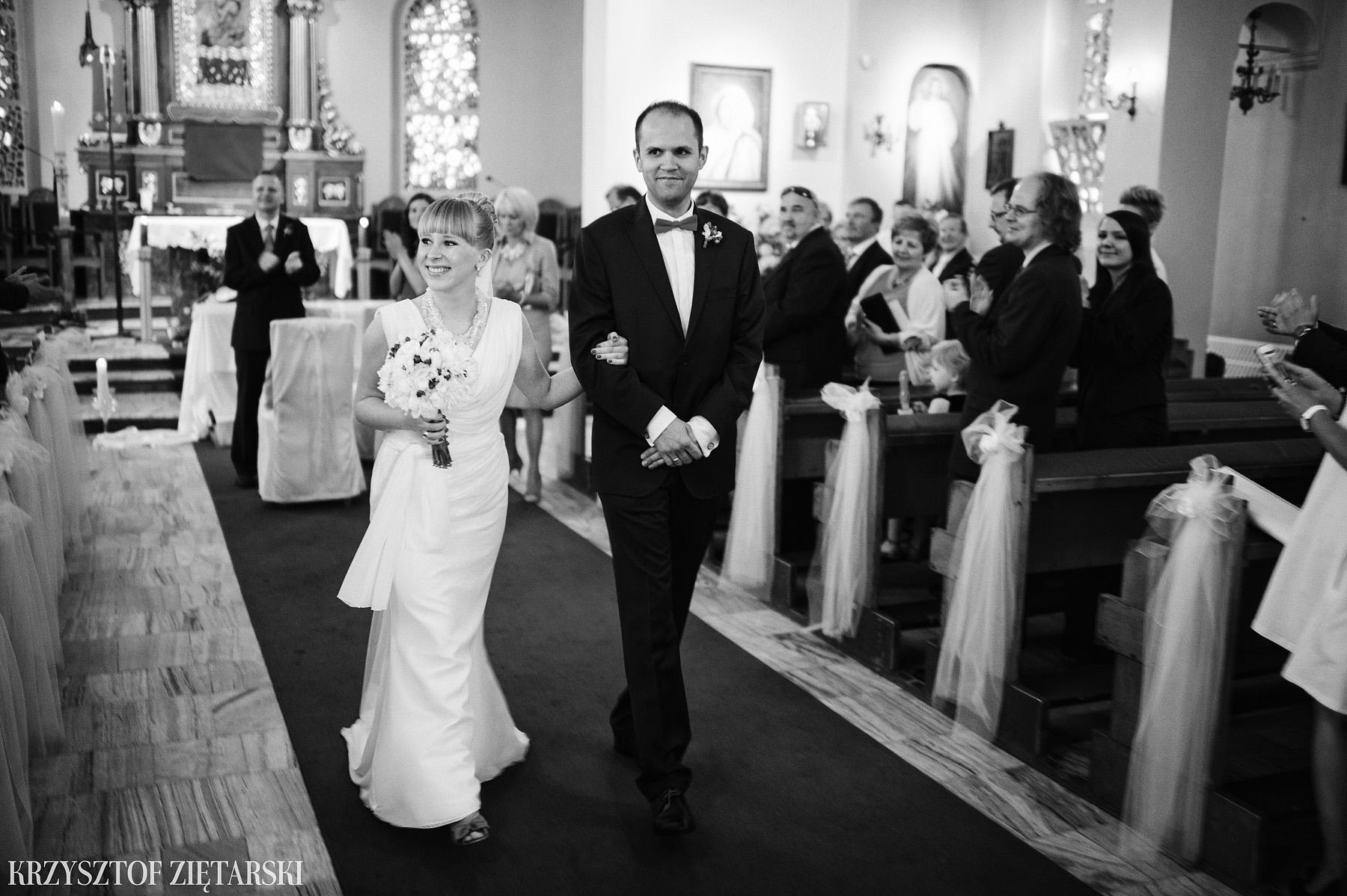 Ola i Grzegorz - Fotografia ślubna Gdynia, Kolegiata NMP, wesele restauracja COCO, plener na Darze Pomorza - 26.