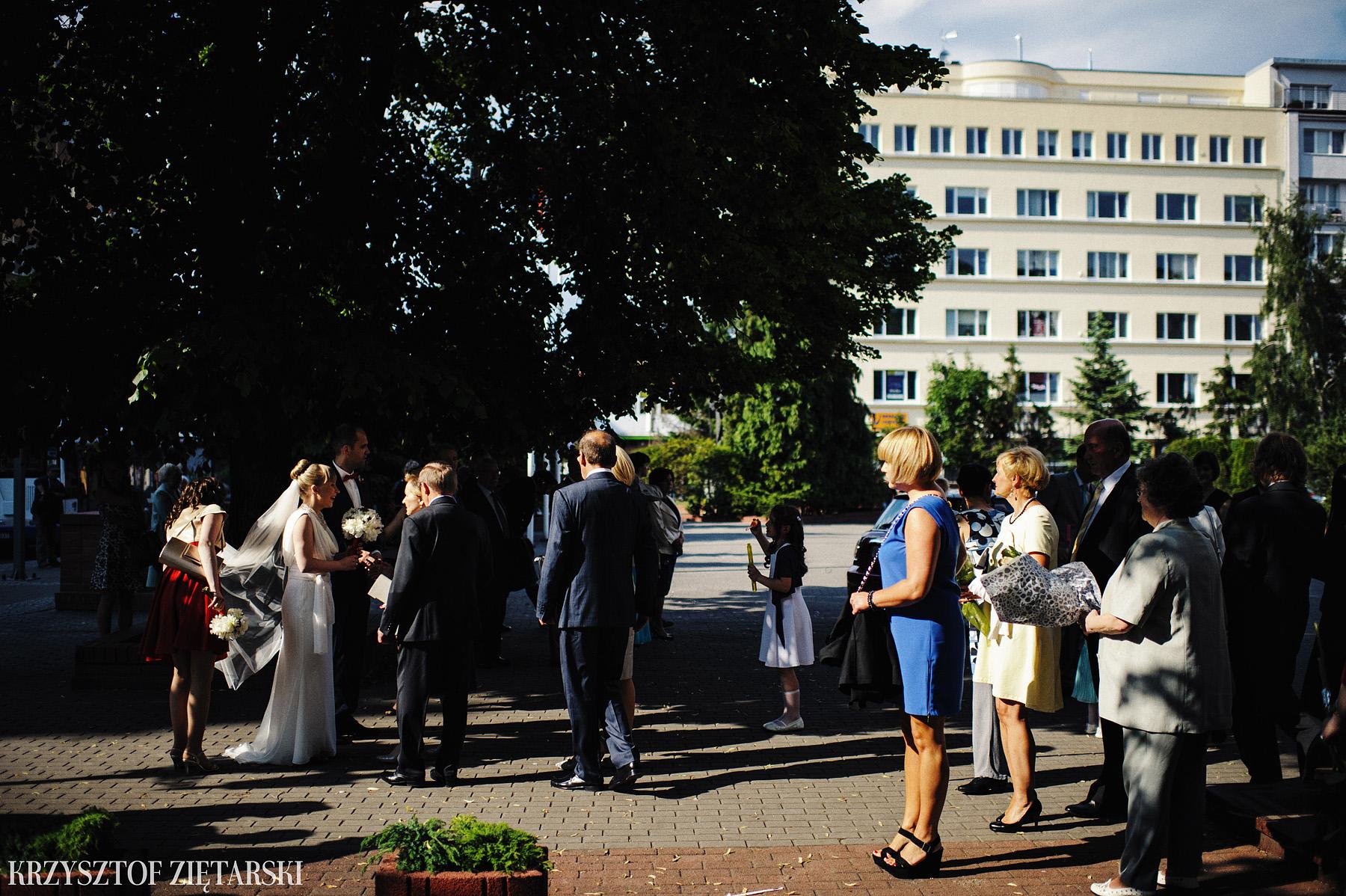 Ola i Grzegorz - Fotografia ślubna Gdynia, Kolegiata NMP, wesele restauracja COCO, plener na Darze Pomorza - 27.