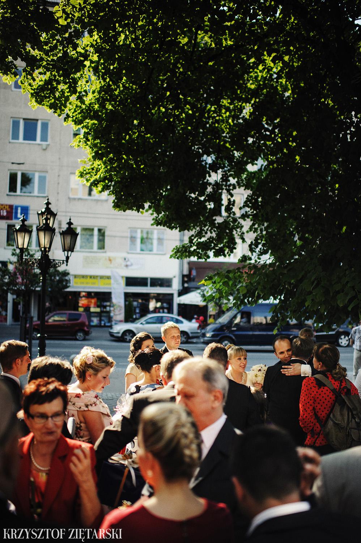 Ola i Grzegorz - Fotografia ślubna Gdynia, Kolegiata NMP, wesele restauracja COCO, plener na Darze Pomorza - 32.