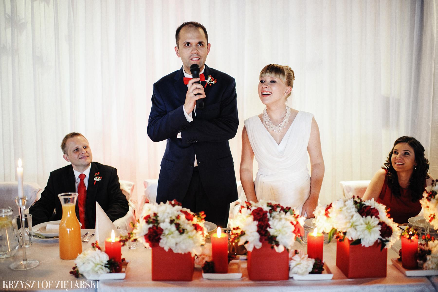 Ola i Grzegorz - Fotografia ślubna Gdynia, Kolegiata NMP, wesele restauracja COCO, plener na Darze Pomorza - 40.