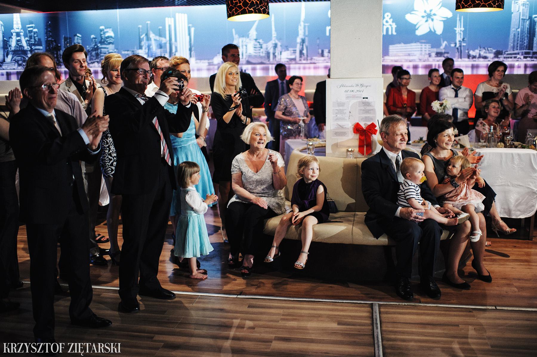 Ola i Grzegorz - Fotografia ślubna Gdynia, Kolegiata NMP, wesele restauracja COCO, plener na Darze Pomorza - 50.