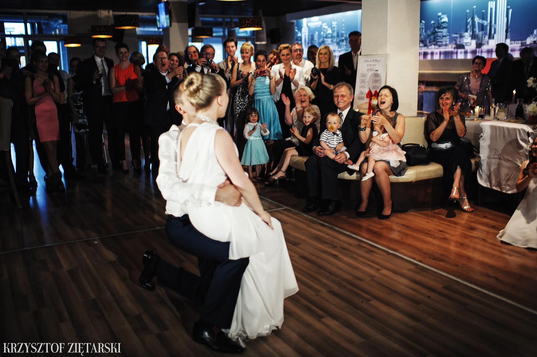 Ola i Grzegorz - Fotografia ślubna Gdynia, Kolegiata NMP, wesele restauracja COCO, plener na Darze Pomorza - 52.