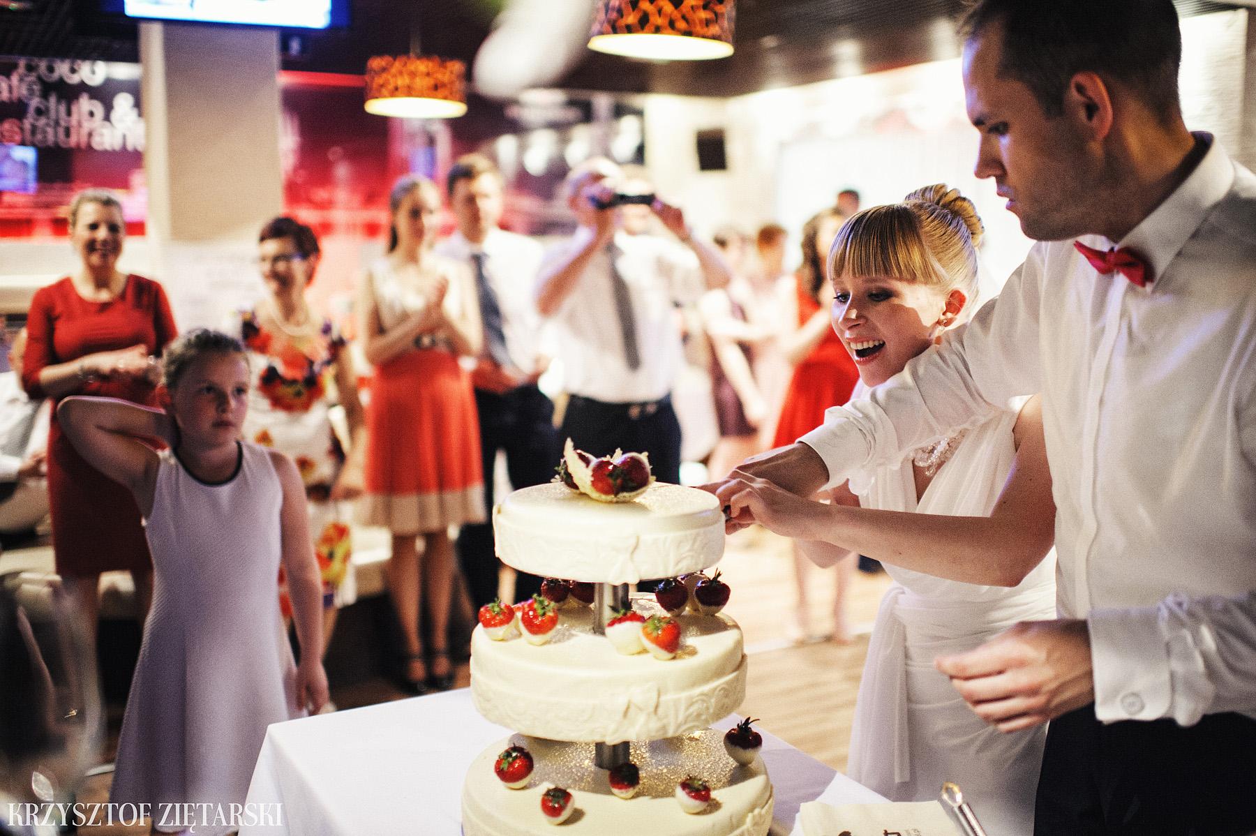 Ola i Grzegorz - Fotografia ślubna Gdynia, Kolegiata NMP, wesele restauracja COCO, plener na Darze Pomorza - 65.