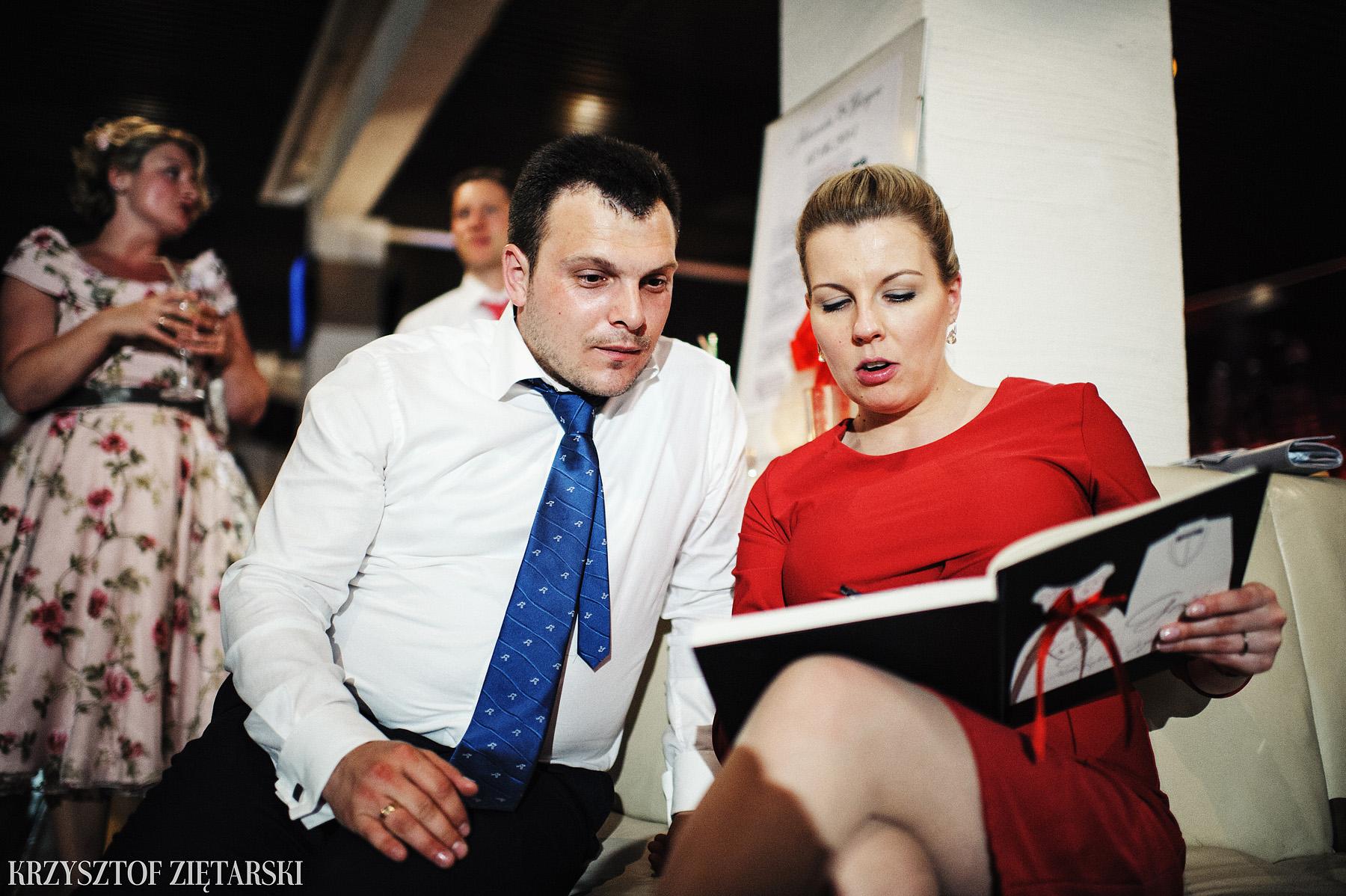 Ola i Grzegorz - Fotografia ślubna Gdynia, Kolegiata NMP, wesele restauracja COCO, plener na Darze Pomorza - 73.