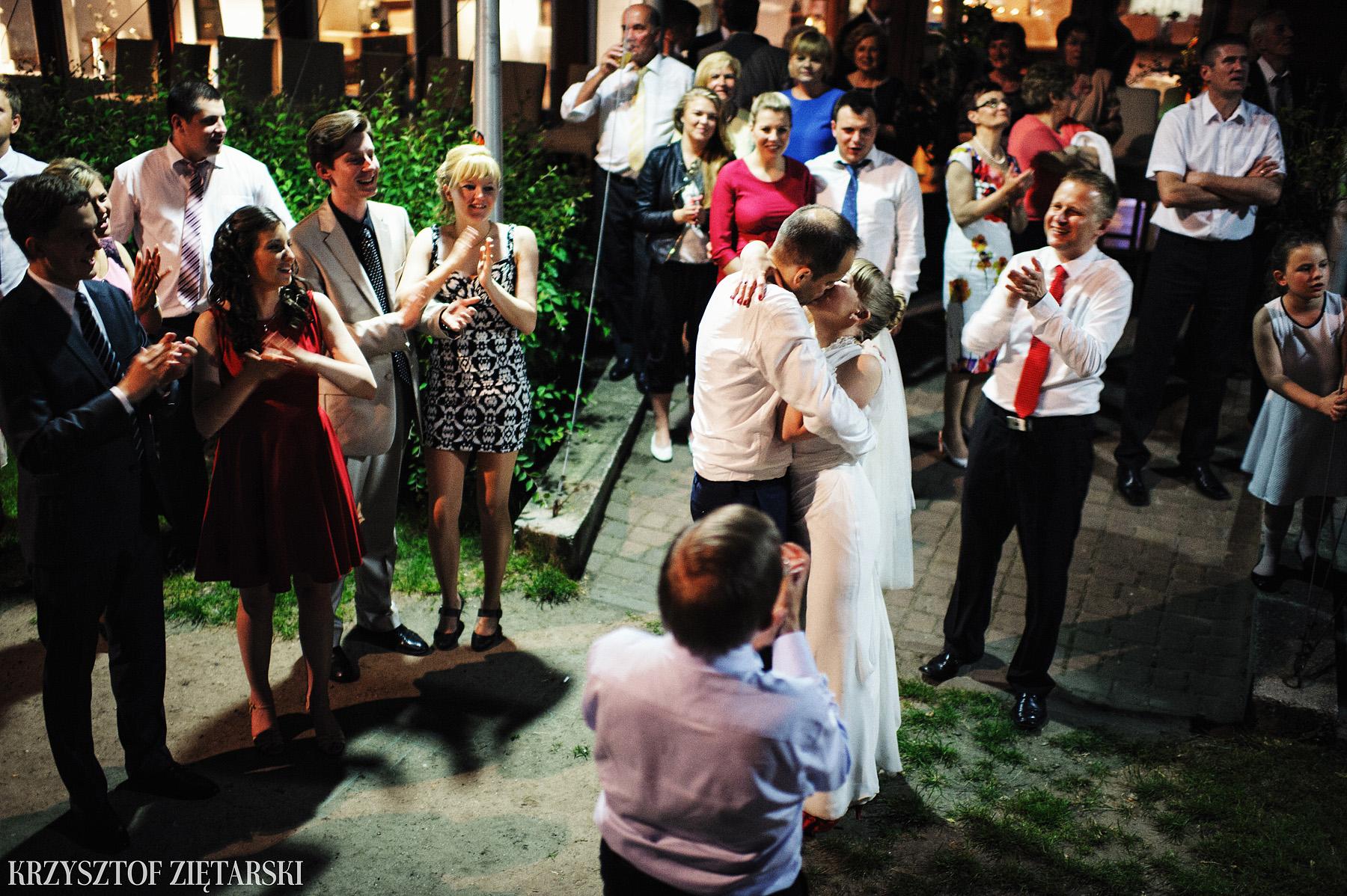Ola i Grzegorz - Fotografia ślubna Gdynia, Kolegiata NMP, wesele restauracja COCO, plener na Darze Pomorza - 79.