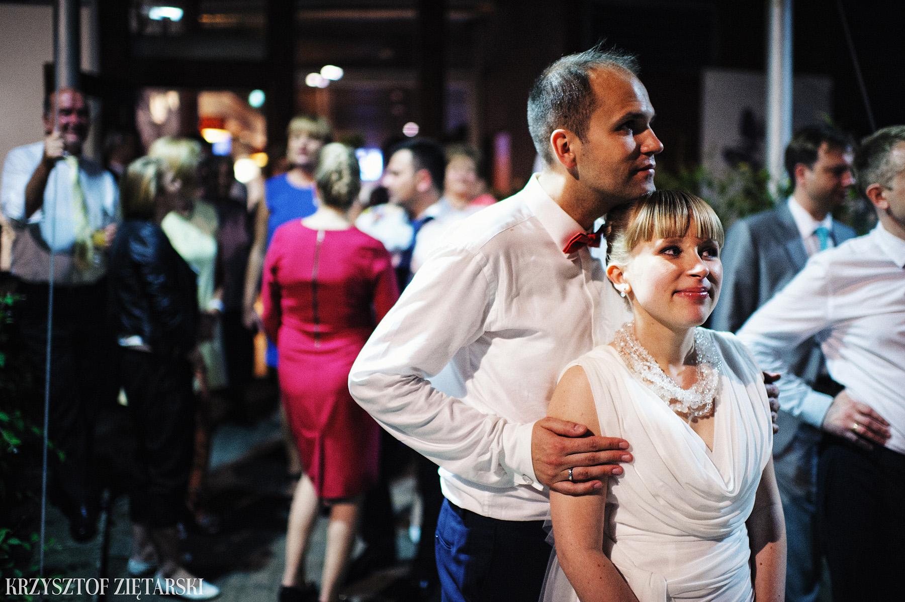 Ola i Grzegorz - Fotografia ślubna Gdynia, Kolegiata NMP, wesele restauracja COCO, plener na Darze Pomorza - 80.