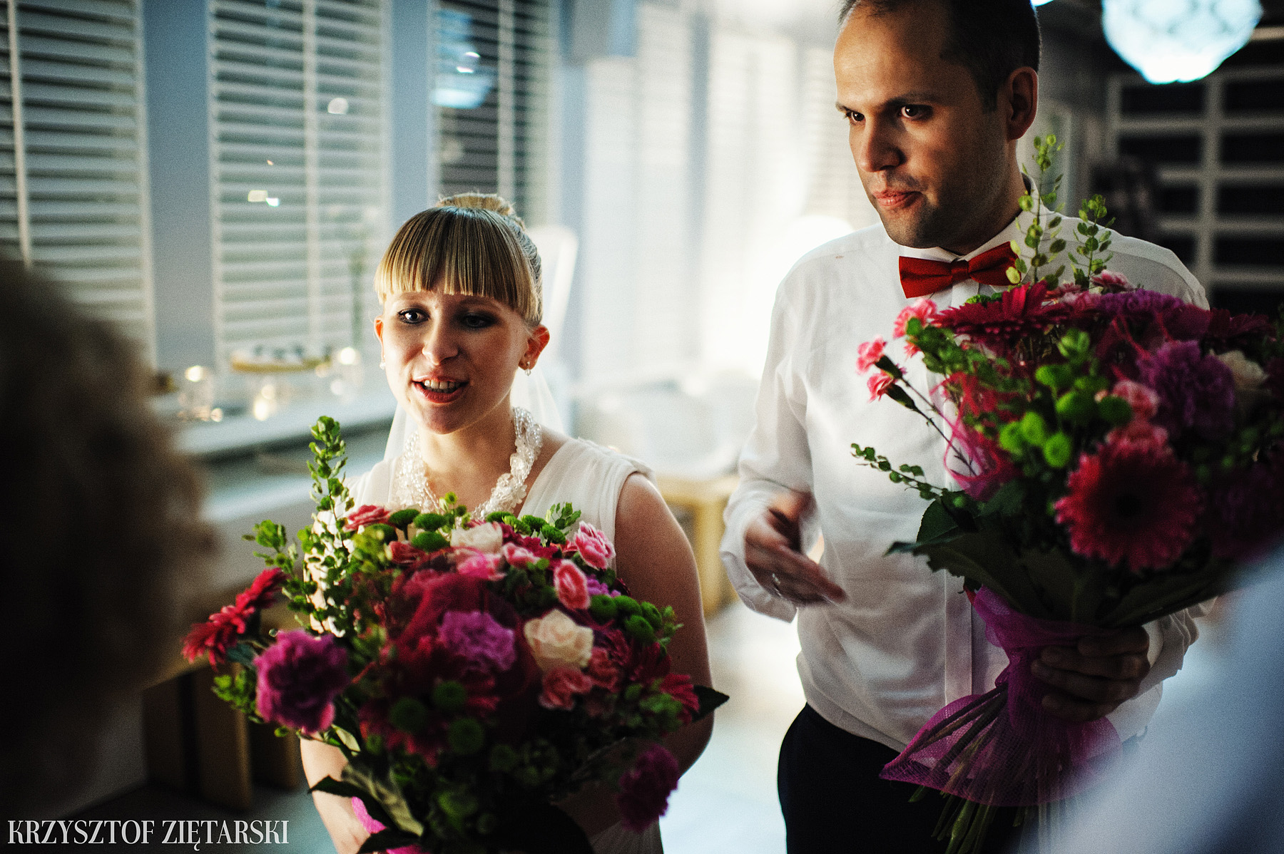 Ola i Grzegorz - Fotografia ślubna Gdynia, Kolegiata NMP, wesele restauracja COCO, plener na Darze Pomorza - 82.