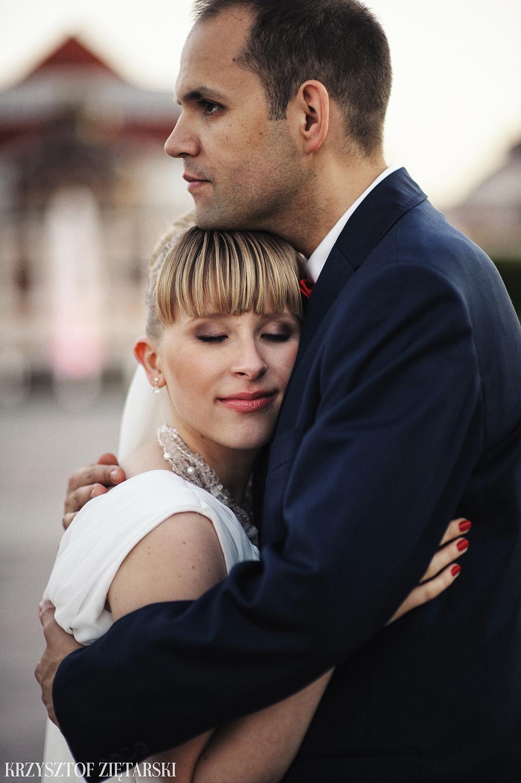 Ola i Grzegorz - Fotografia ślubna Gdynia, Kolegiata NMP, wesele restauracja COCO, plener na Darze Pomorza - 99.