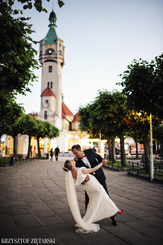 Ola i Grzegorz - Fotografia ślubna Gdynia, Kolegiata NMP, wesele restauracja COCO, plener na Darze Pomorza - 101.