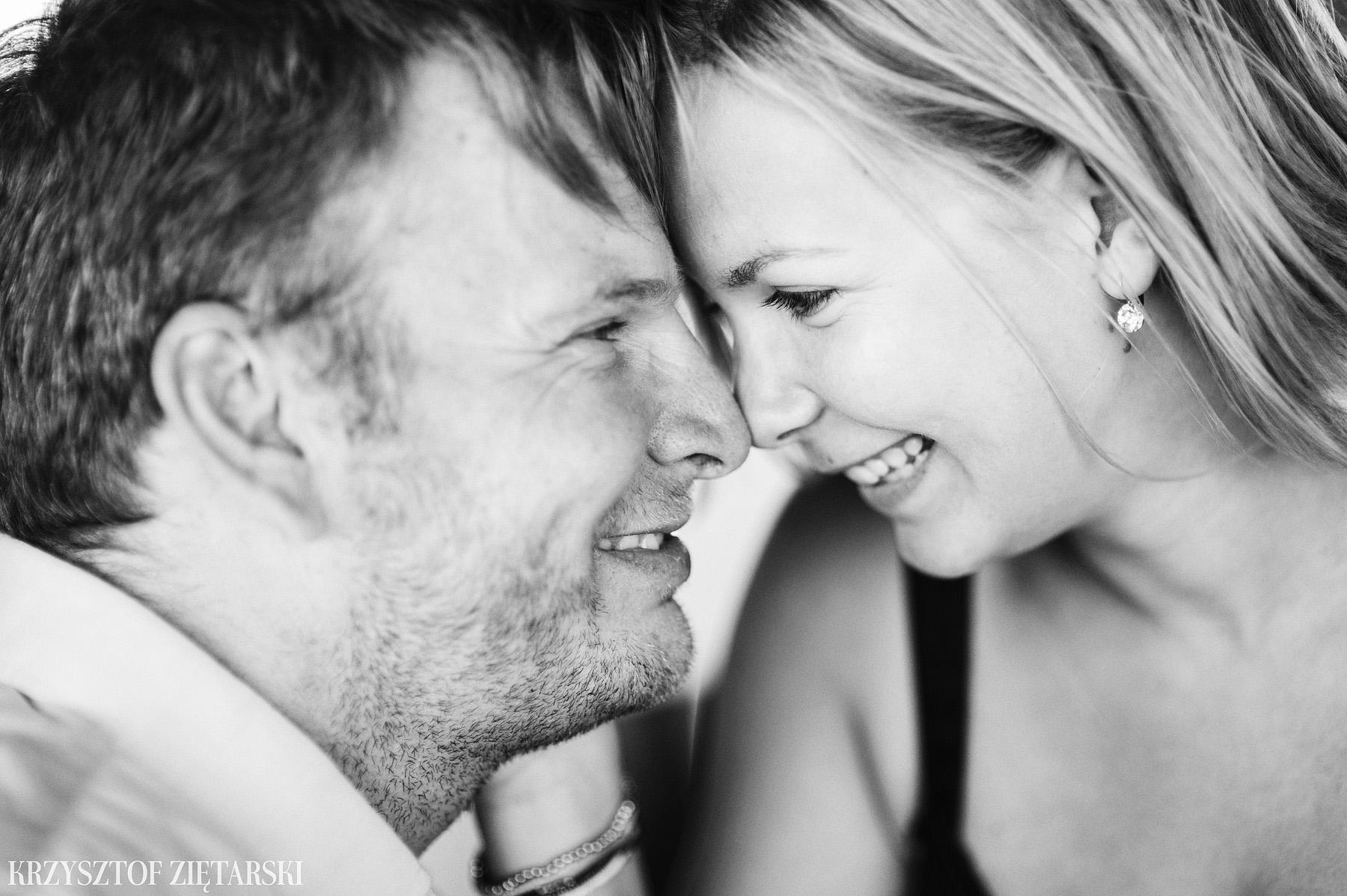 Ania i Mikkel - sesja fotograficzna na rocznicę ślubu w Sopocie, prezent na rocznicę ślubu - 11.