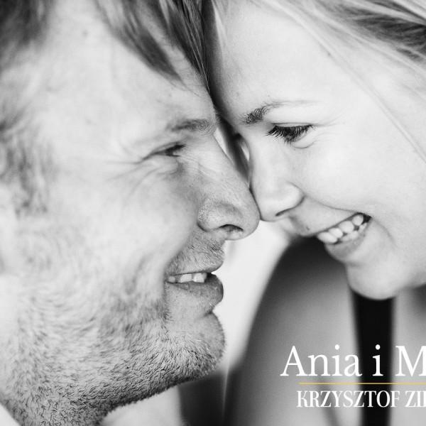Ania i Mikkel - sesja w Sopocie na rocznicę ślubu