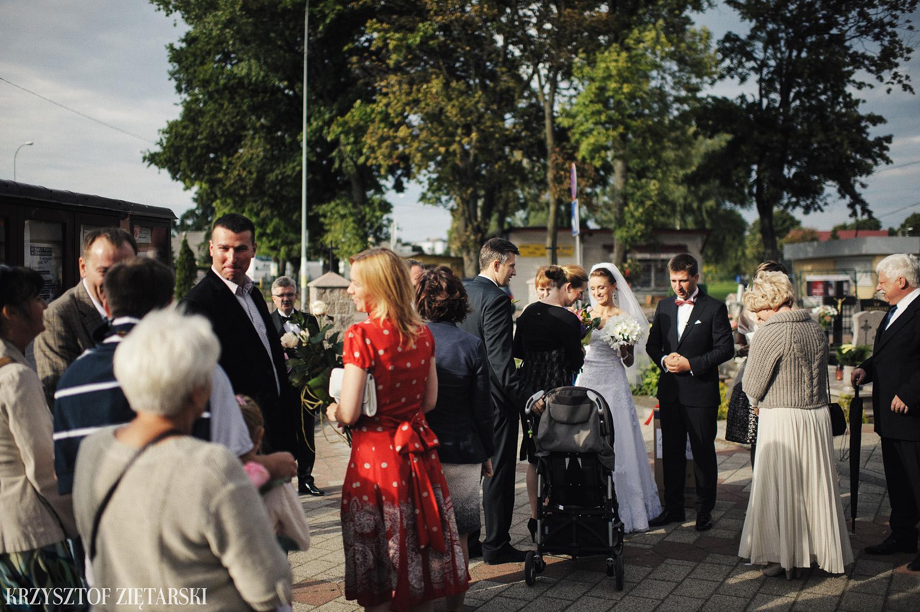 Karolina i Jacek - Fotografia ślubna Gdańsk, Chwaszczyno, Gościniec dla Przyjaciół Wyczechowo Hilary - 16.