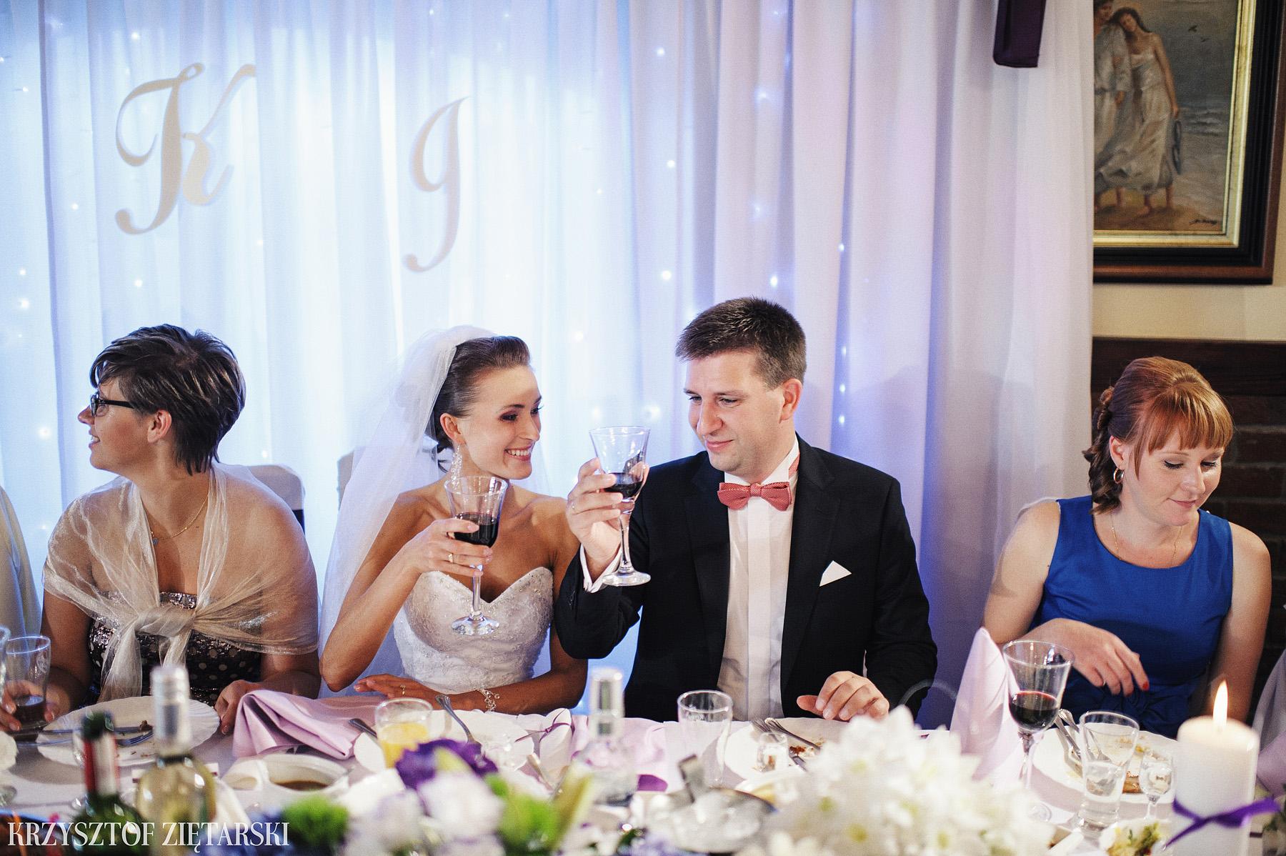 Karolina i Jacek - Fotografia ślubna Gdańsk, Chwaszczyno, Gościniec dla Przyjaciół Wyczechowo Hilary - 24.