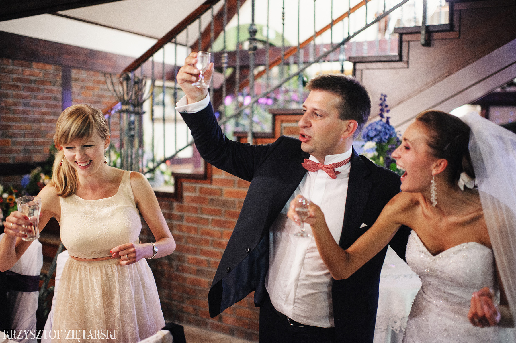 Karolina i Jacek - Fotografia ślubna Gdańsk, Chwaszczyno, Gościniec dla Przyjaciół Wyczechowo Hilary - 35.